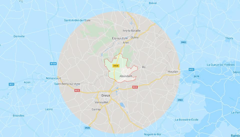 Achat de véhicules près de Dreux | Carrosserie Budet